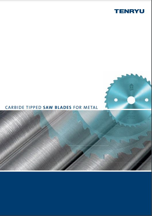 carbide tipped saw blades for metal