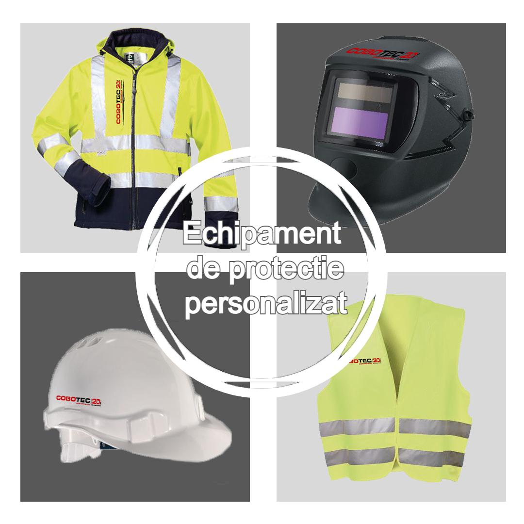 echipament de protectie personalizat