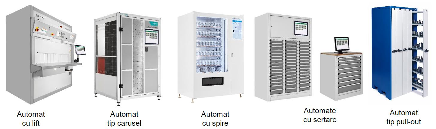 Logistica automatizata a sculelor – ToolBox, automate inteligente de scule pentru o productivitate maxima!