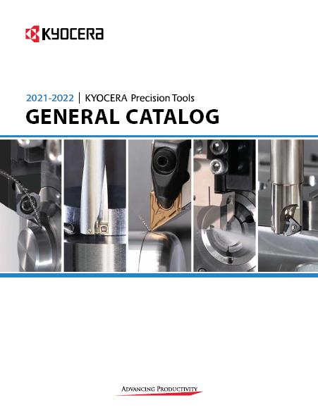 kyocera cutting tools catalog general